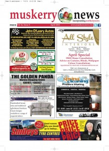 Muskerry News April 2014