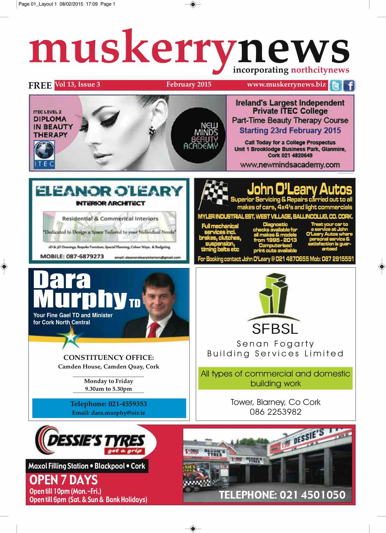Muskerry News Feb 2015_