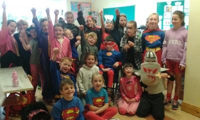 dean superheroes