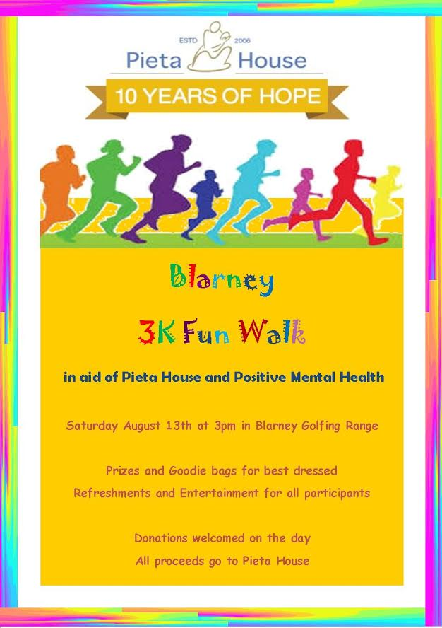 EMF Poster Fun Run Pieta House