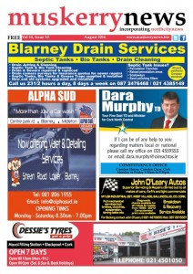 Muskerry News August 2016