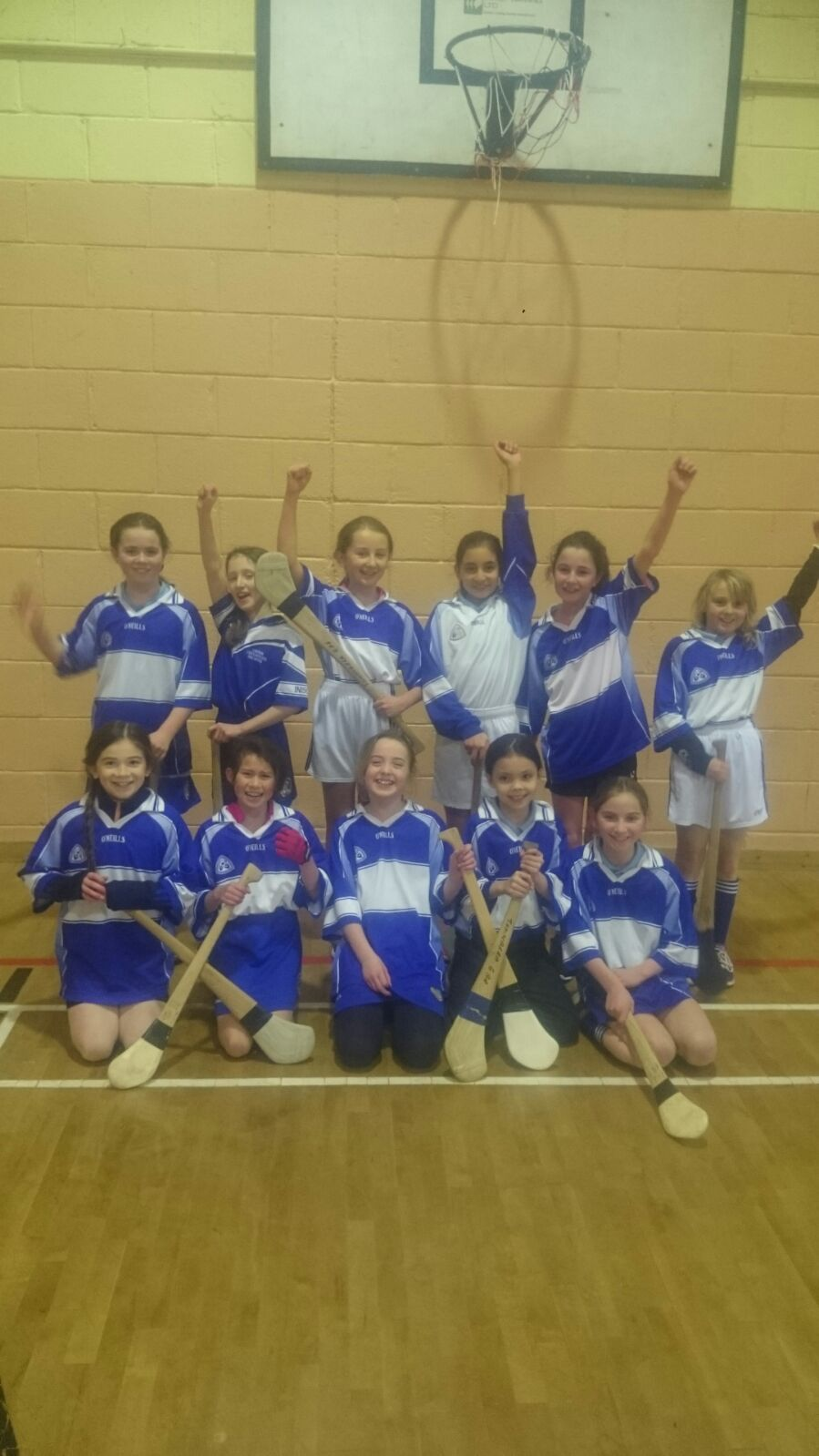 Camogie Girls