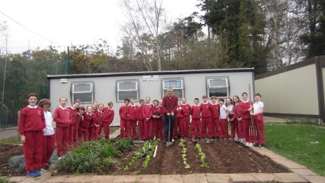 6 School Garden