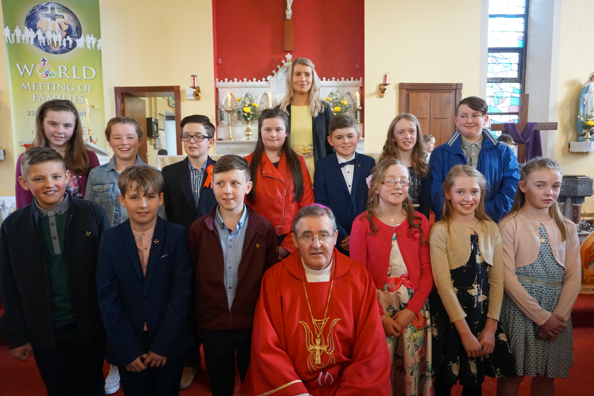 Coachford Confirmation