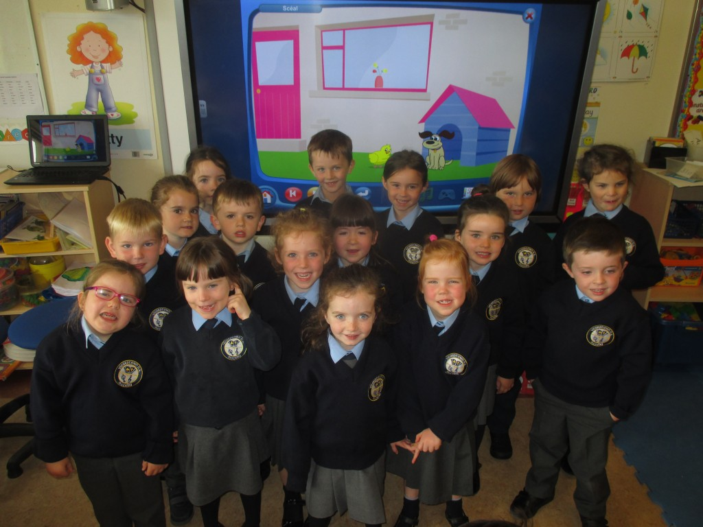 new junior infants