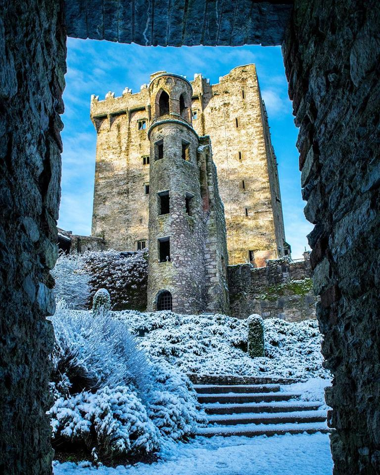 Castle image winter