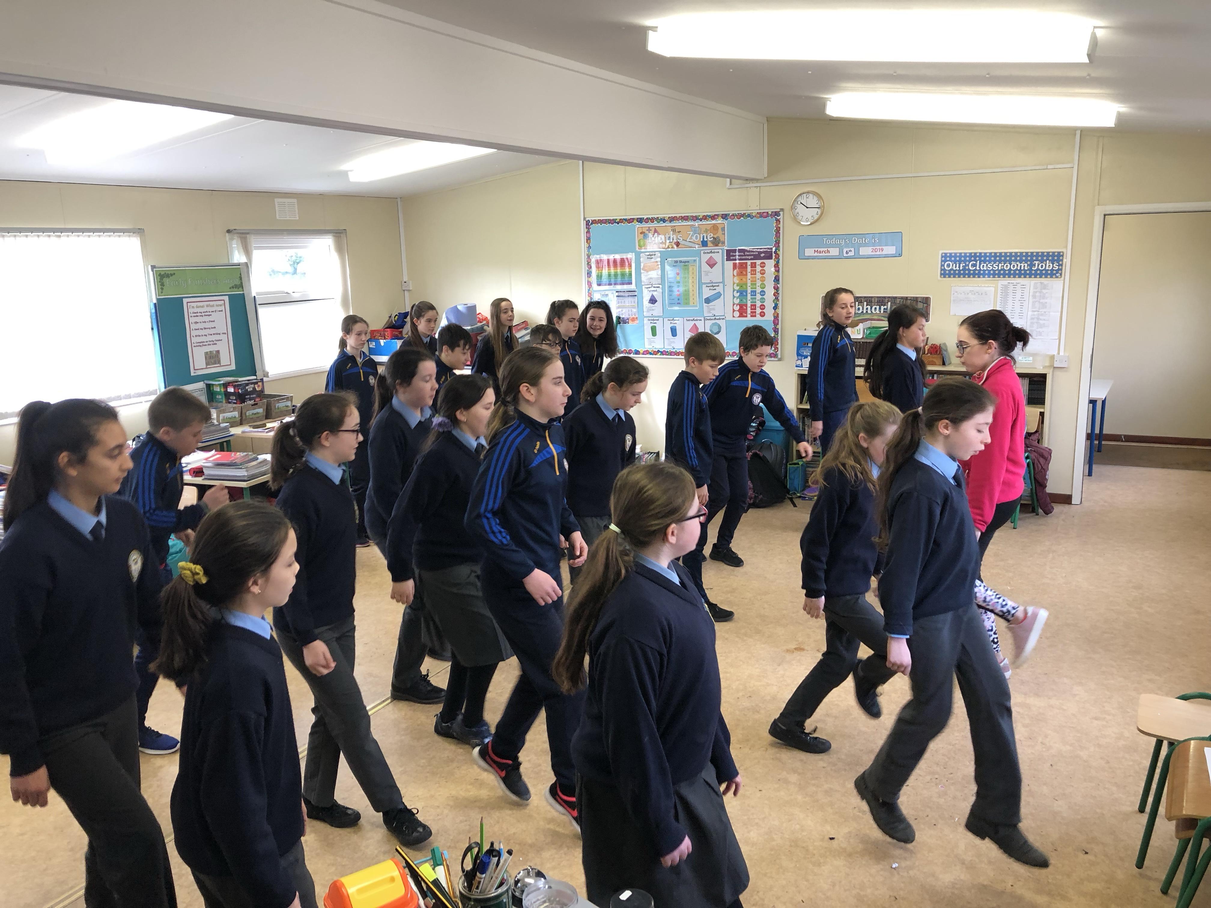5th and 6th irish dancing 2