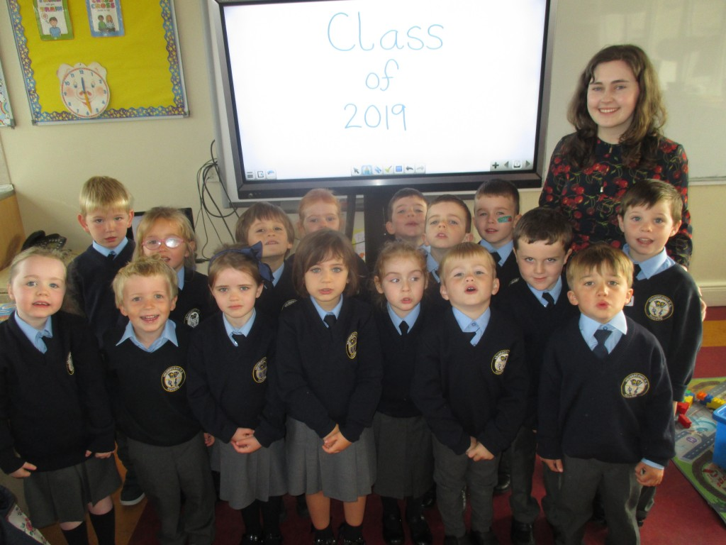 Junior Infants 19