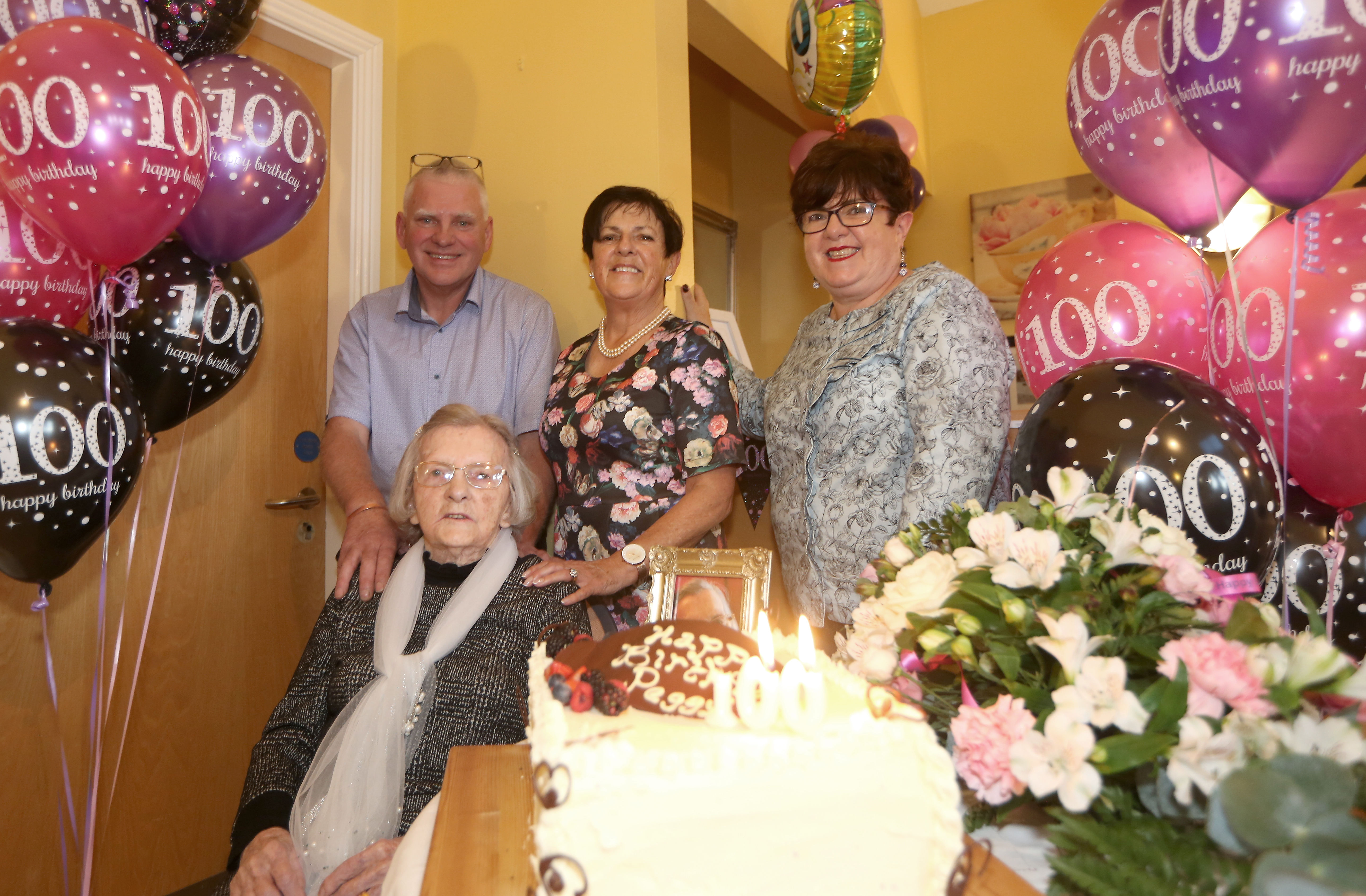 Peg CurtinÕs 100th Birthday