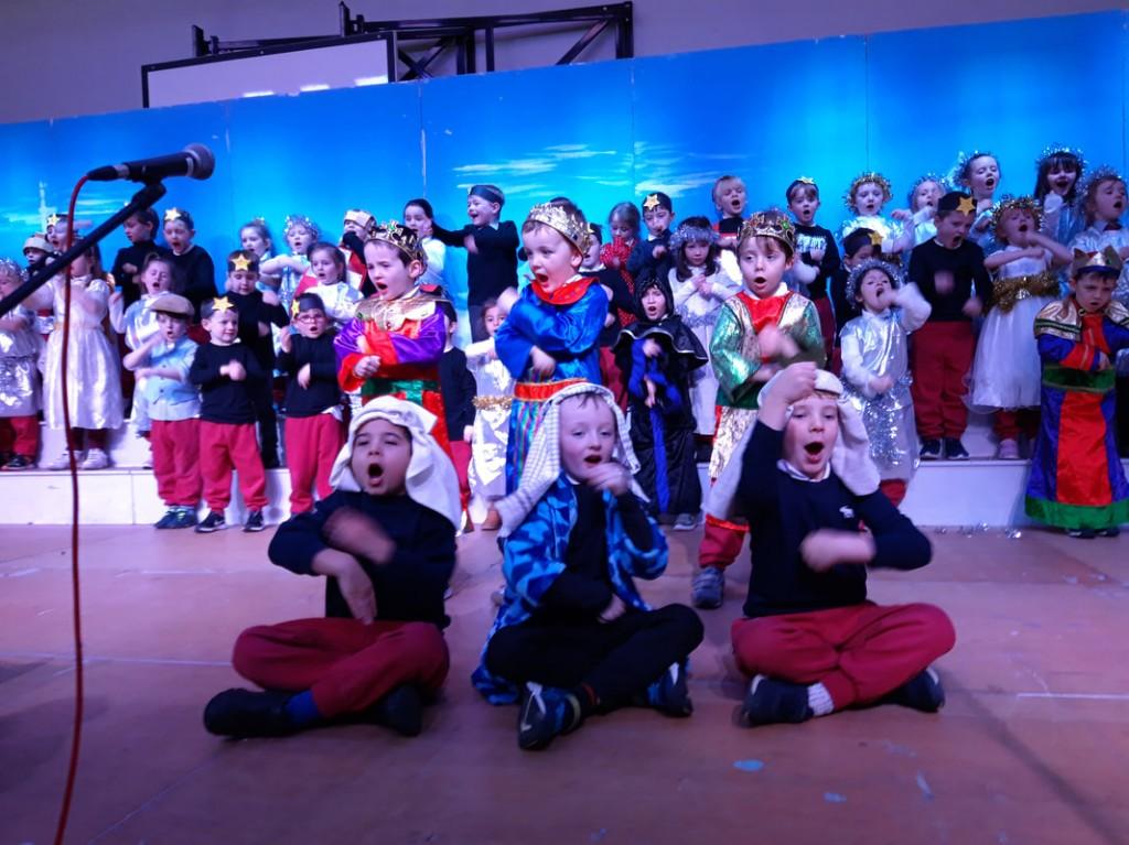 Lights, Camera, Action.... Junior Infants