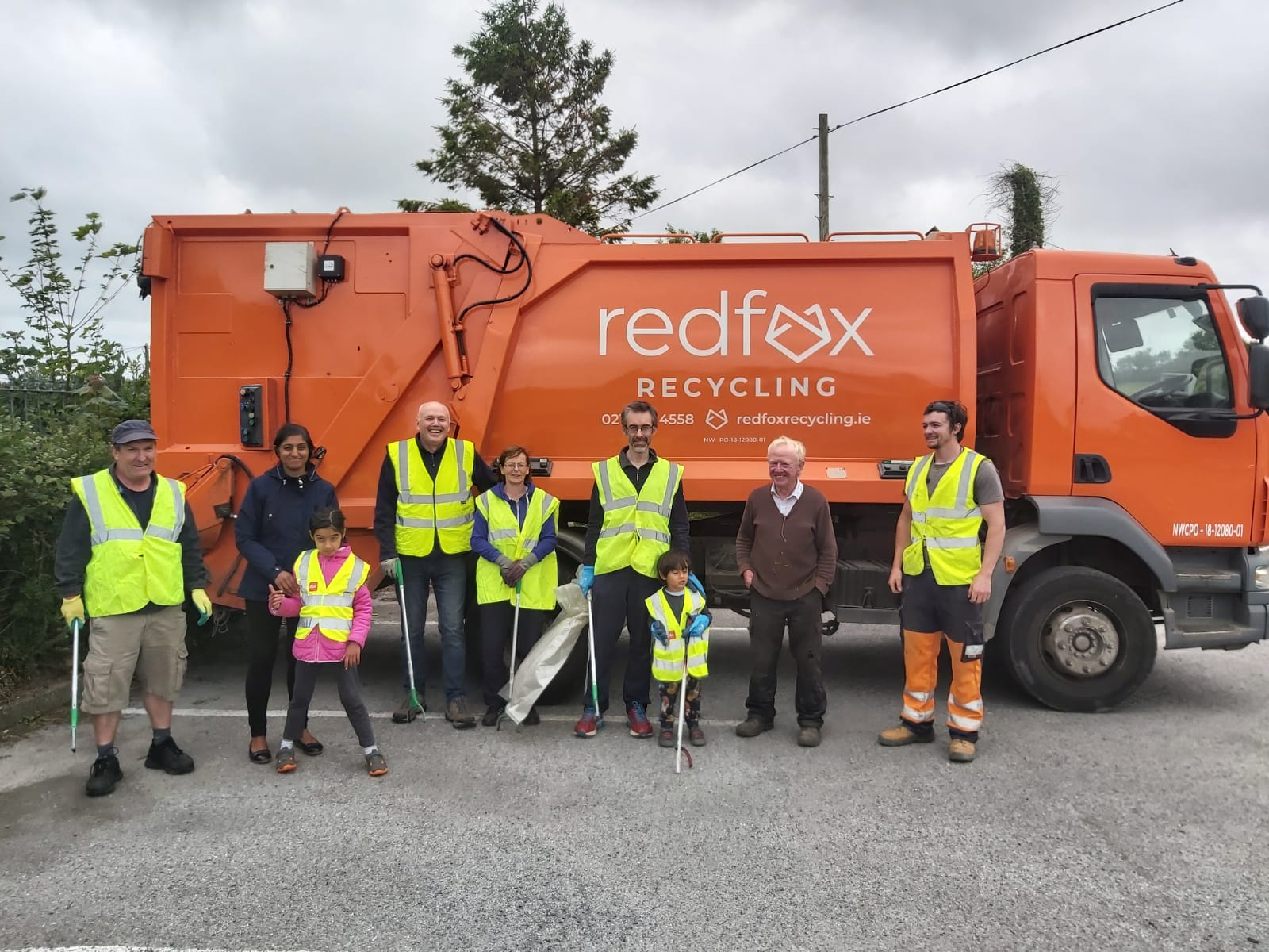 Redfox rathepacon clean up 105626171_3450508494977825_647716708587016981_o